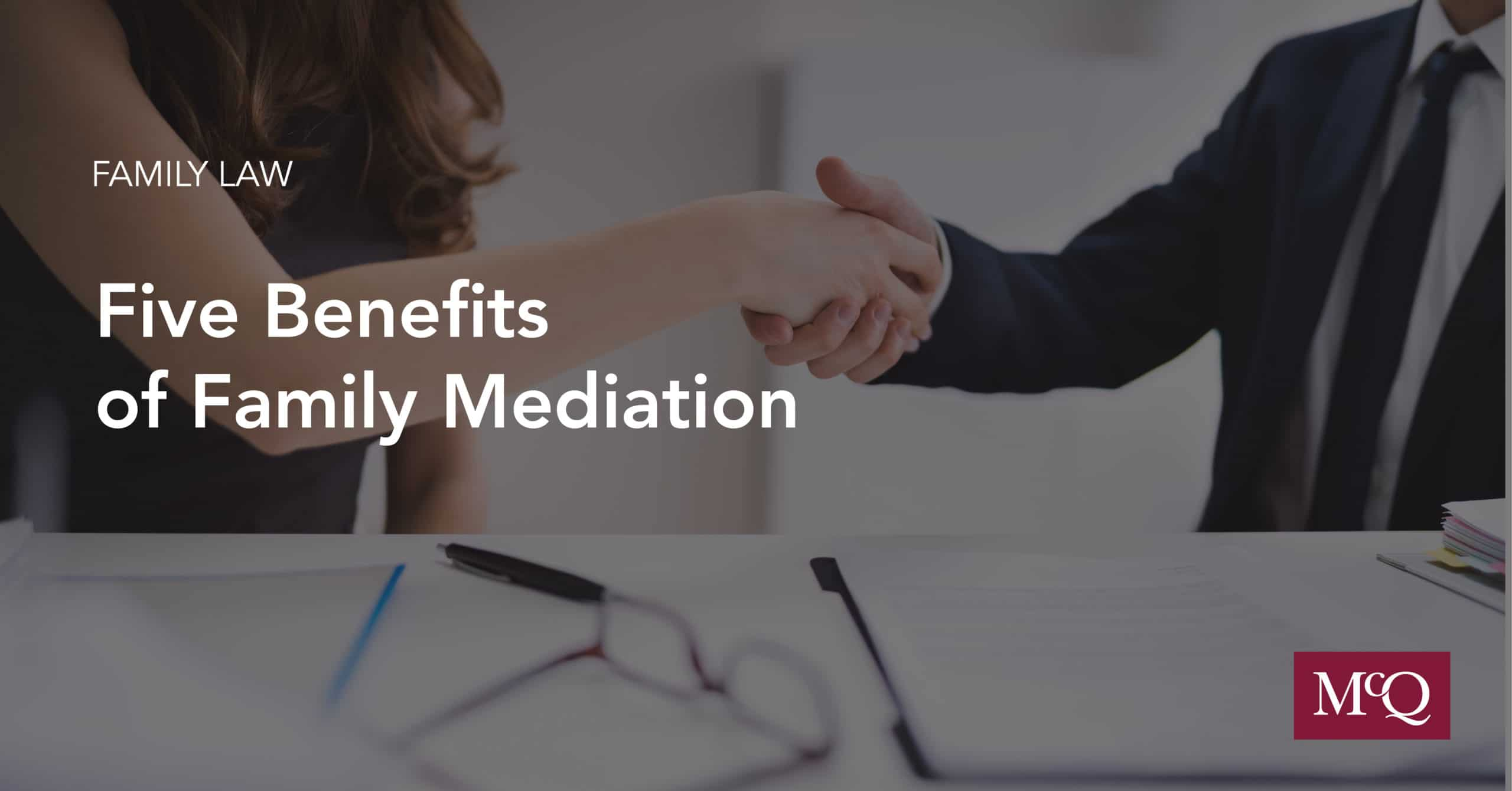 Family Mediation Lawyer McQuarrie Blog Cover